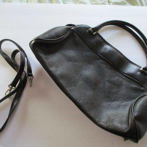 Furla Italy Handbag Black
